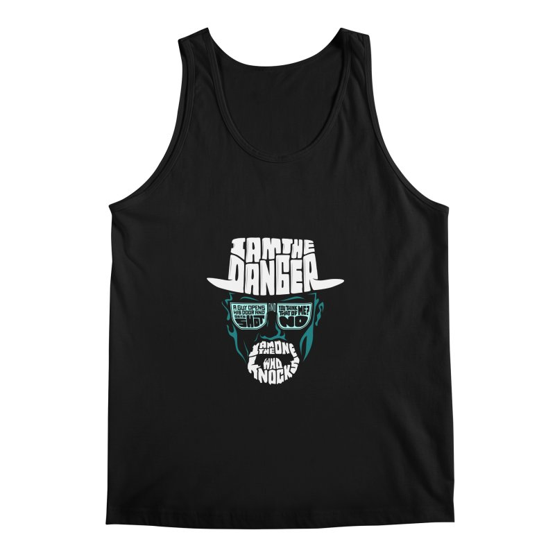 The One Who Knocks 2.0 Men's Regular Tank by jellodesigns's Store