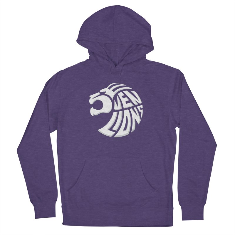 Seven Lions Men's Pullover Hoody by jellodesigns's Store