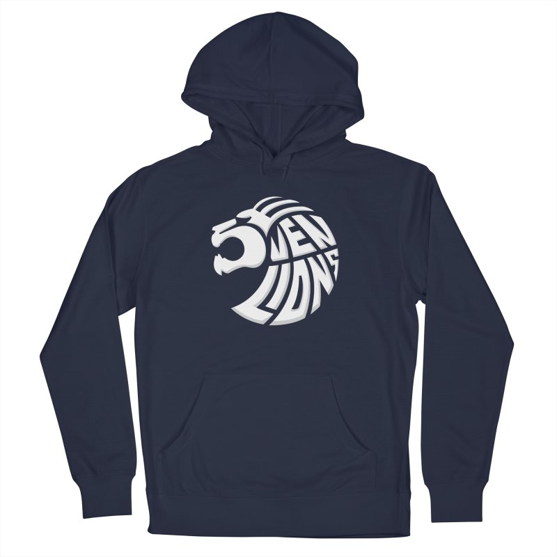 Seven Lions Men's French Terry Pullover Hoody by jellodesigns's Store