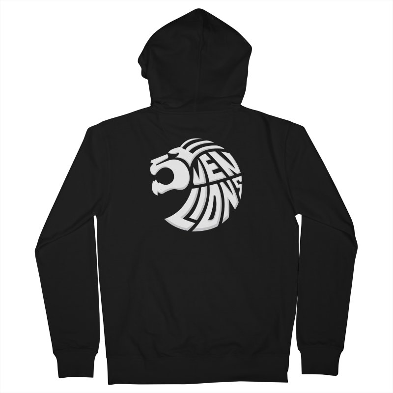 Seven Lions Women's French Terry Zip-Up Hoody by jellodesigns's Store