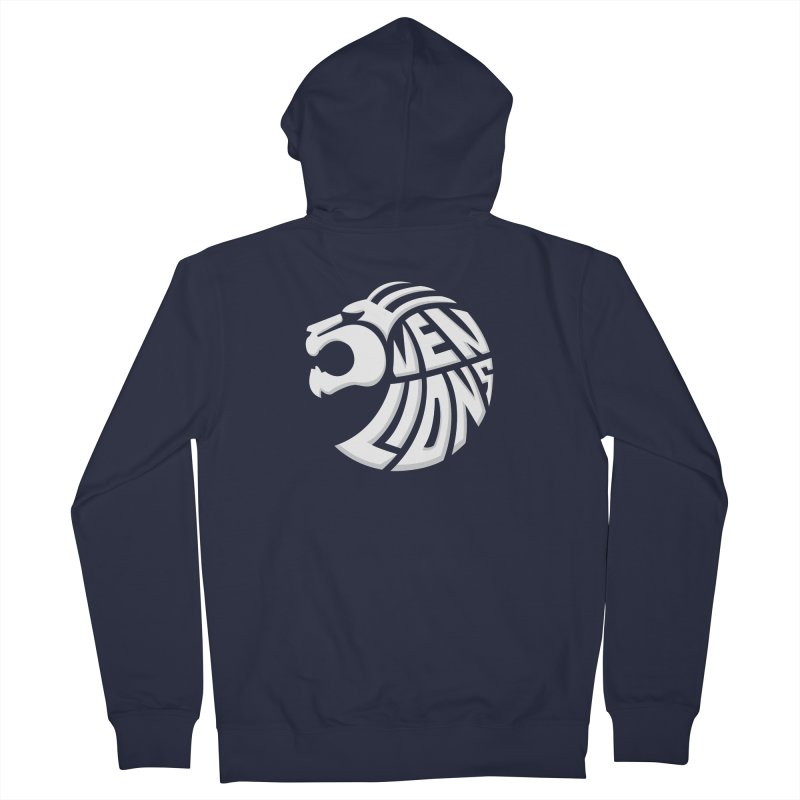 Seven Lions Women's Zip-Up Hoody by jellodesigns's Store
