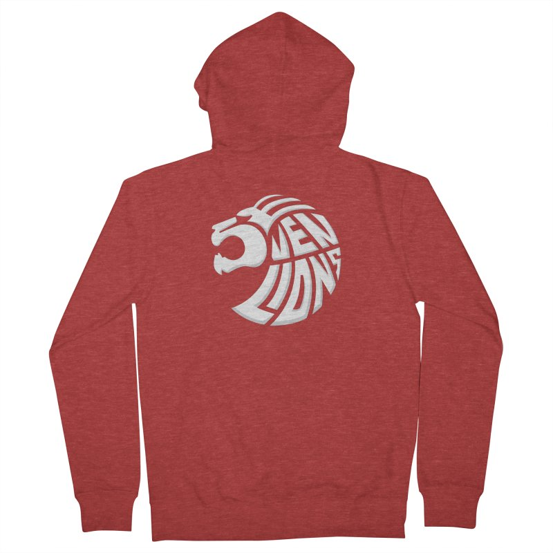 Seven Lions Men's French Terry Zip-Up Hoody by jellodesigns's Store