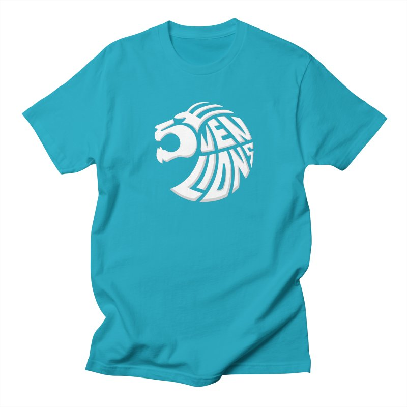Seven Lions Men's T-Shirt by jellodesigns's Store