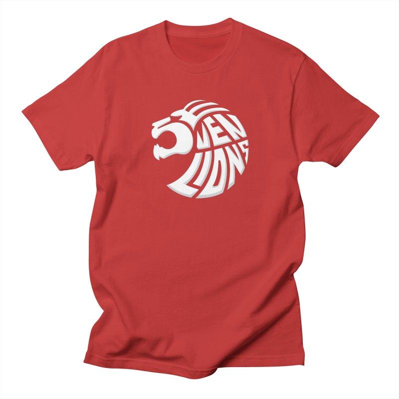 Seven Lions Men's T-Shirt by jellodesigns's Store