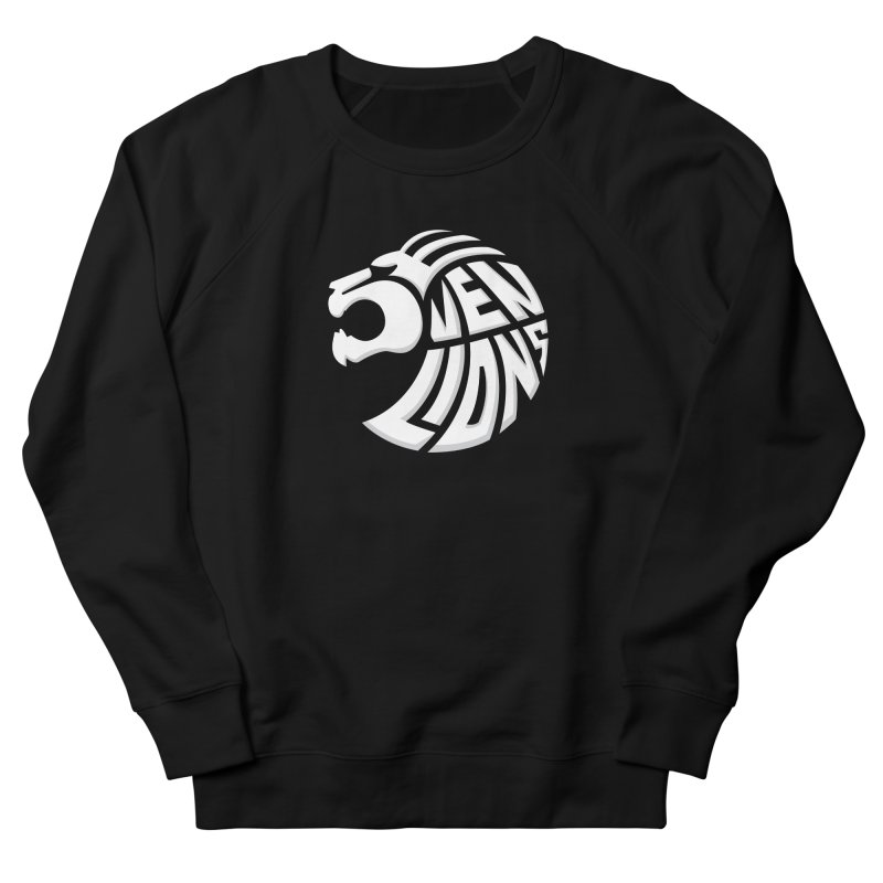 Seven Lions Men's French Terry Sweatshirt by jellodesigns's Store