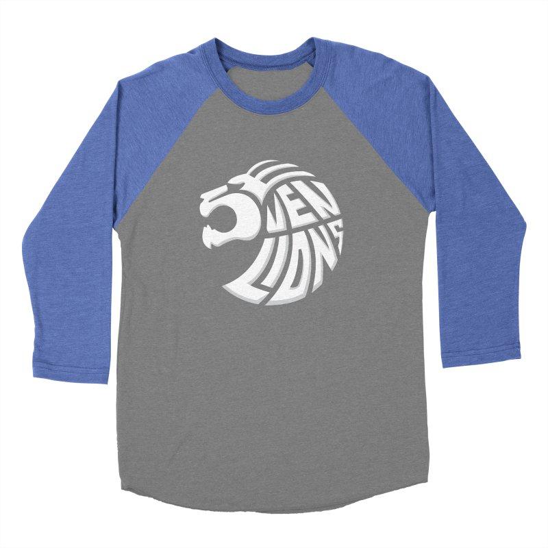 Seven Lions Men's Baseball Triblend T-Shirt by jellodesigns's Store