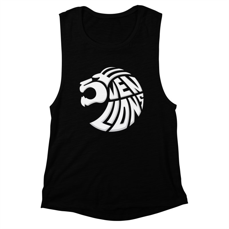 Seven Lions Women's Muscle Tank by jellodesigns's Store