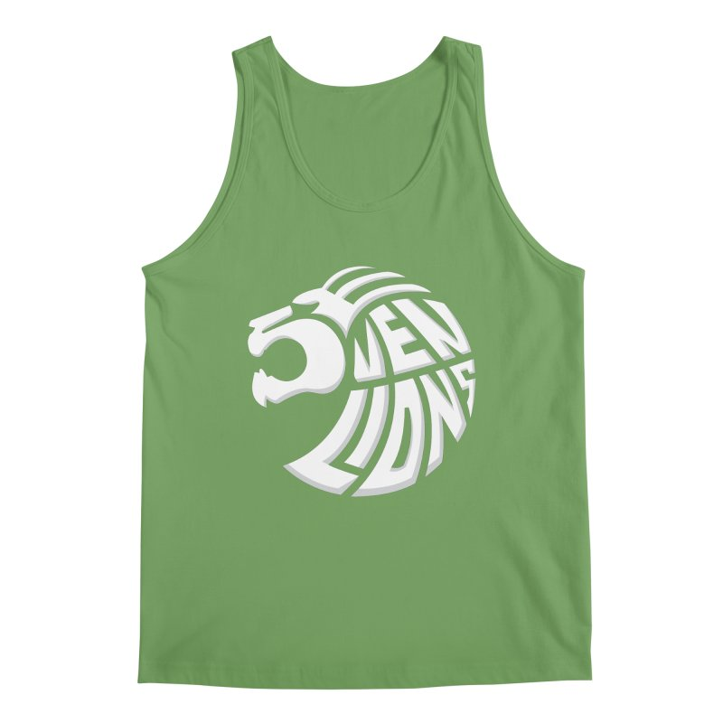 Seven Lions Men's Tank by jellodesigns's Store
