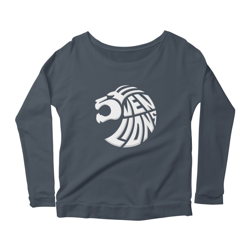 Seven Lions Women's Scoop Neck Longsleeve T-Shirt by jellodesigns's Store