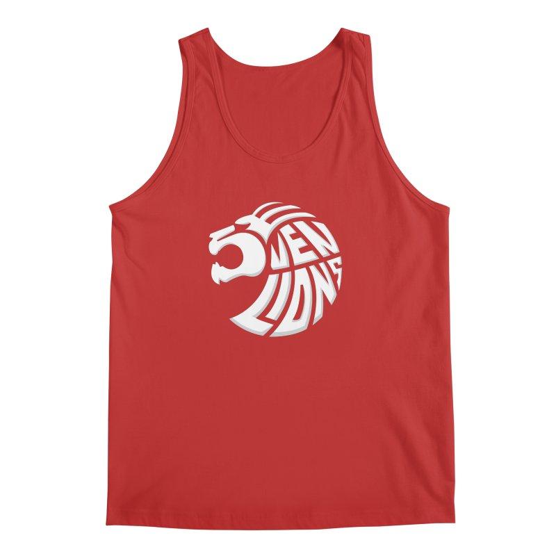Seven Lions Men's Regular Tank by jellodesigns's Store