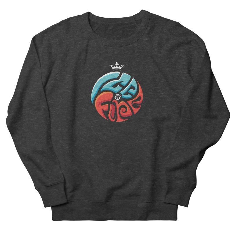 Fire & Ice Women's Sweatshirt by jellodesigns's Store
