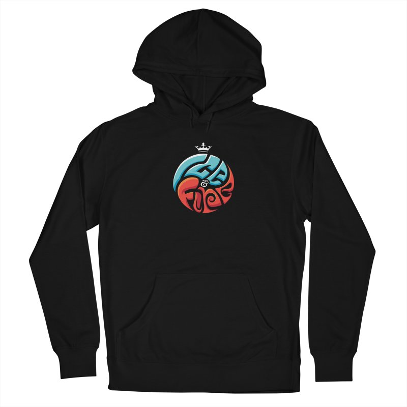 Fire & Ice Women's Pullover Hoody by jellodesigns's Store