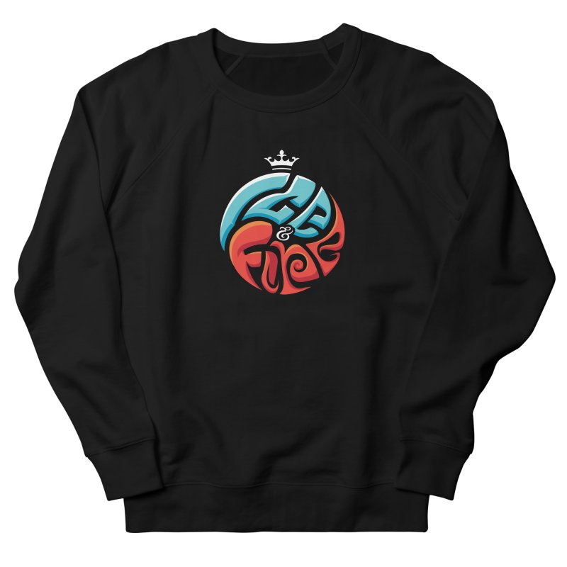 Fire & Ice Women's French Terry Sweatshirt by jellodesigns's Store