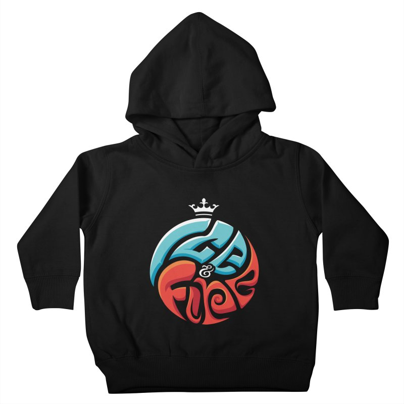 Fire & Ice Kids Toddler Pullover Hoody by jellodesigns's Store