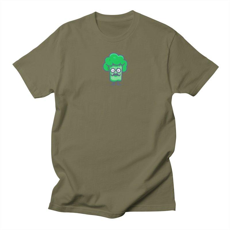 Professor Vegetable Men's Regular T-Shirt by jellodesigns's Store