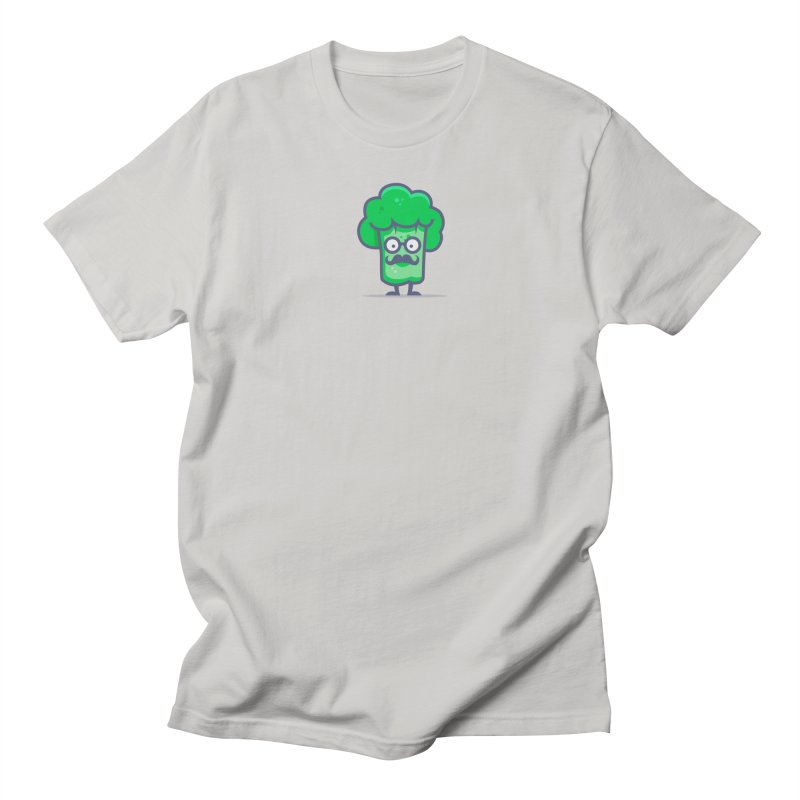 Professor Vegetable Men's Regular T-Shirt by jellodesigns's Store