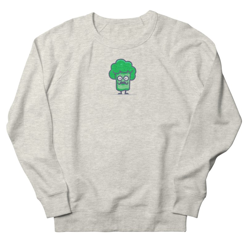 Professor Vegetable Women's French Terry Sweatshirt by jellodesigns's Store