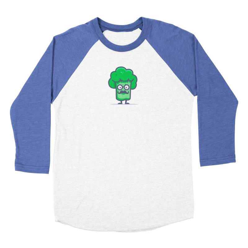Professor Vegetable Women's Baseball Triblend Longsleeve T-Shirt by jellodesigns's Store