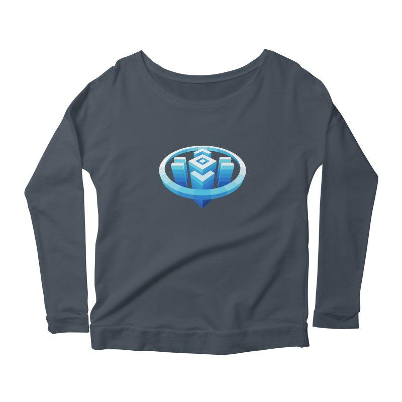 Shelter Women's Scoop Neck Longsleeve T-Shirt by jellodesigns's Store