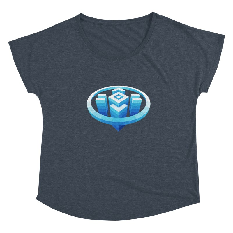 Shelter Women's Dolman Scoop Neck by jellodesigns's Store