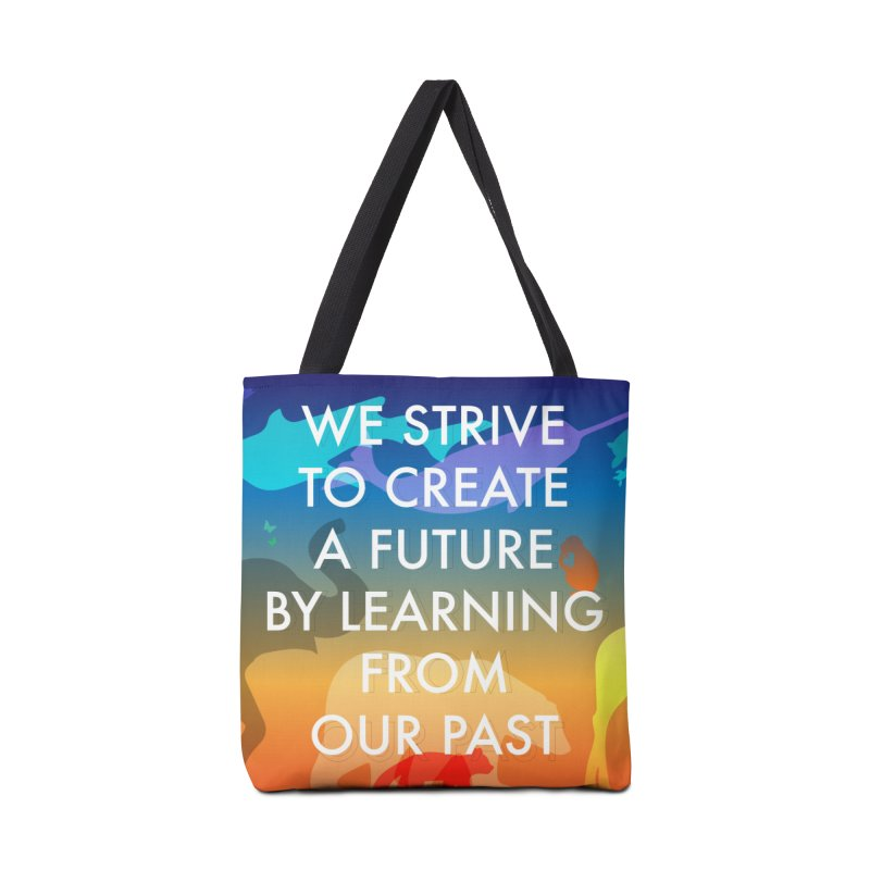 A Better Future Accessories Bag by Jelly Designs