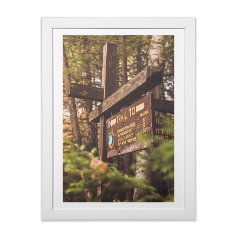Where To? Home Framed Fine Art Print by Jelly Designs