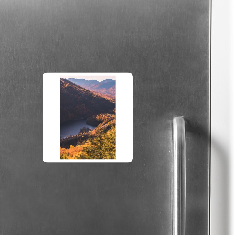 Giant Mountain Accessories Magnet by Jelly Designs