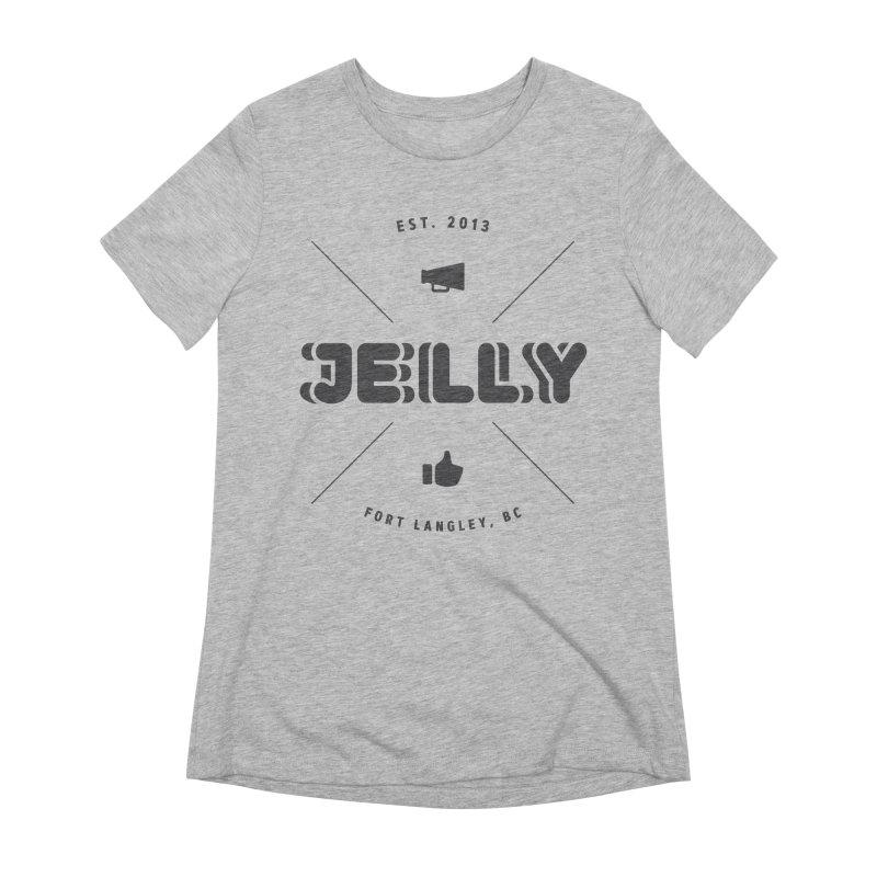 Jelly Marketing Compass Shirt Women's Extra Soft T-Shirt by Jelly Marketing & PR