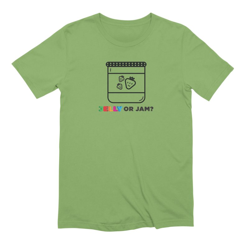 JELLY or JAM Shirt Men's T-Shirt by Jelly Marketing & PR