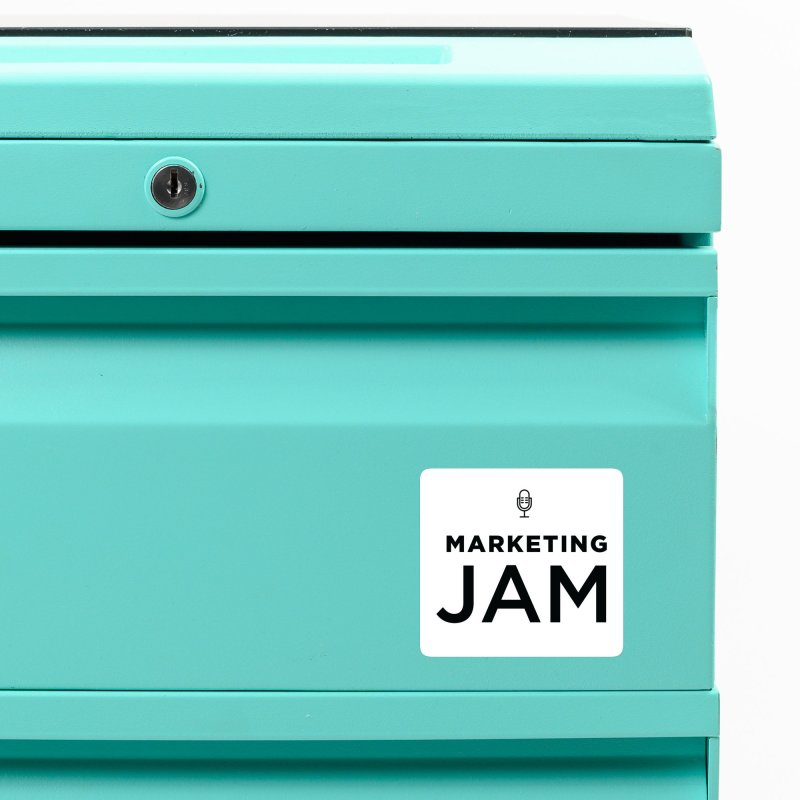 Marketing Jam Logo Accessories Magnet by Jelly Marketing & PR