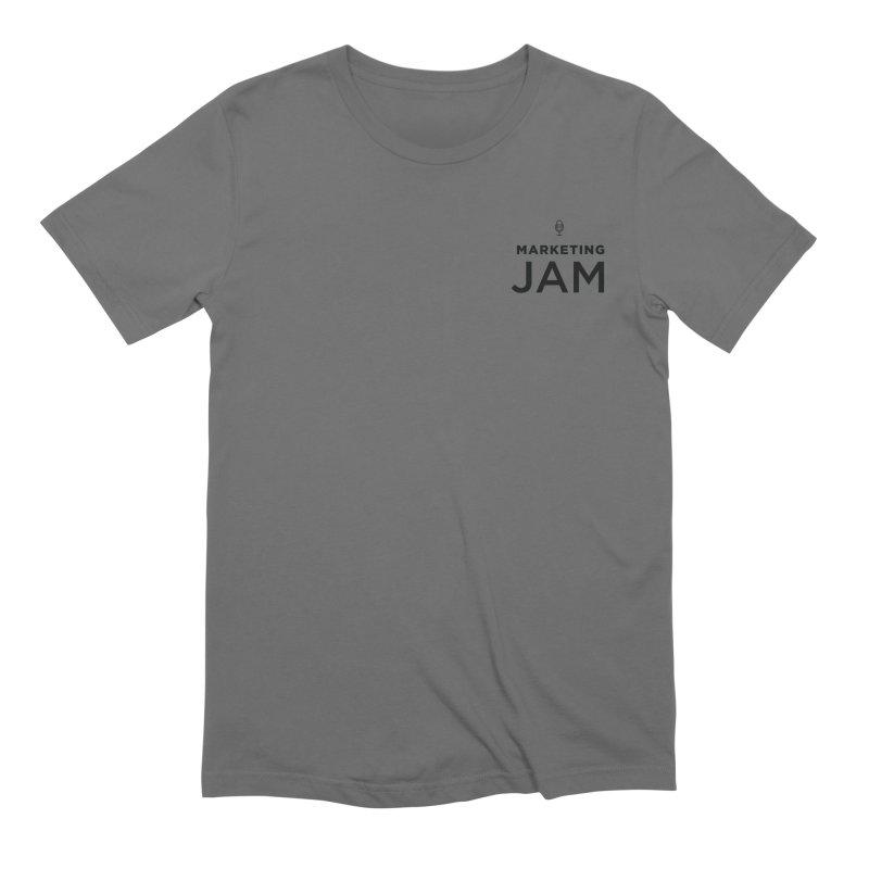 Marketing Jam Logo Men's T-Shirt by Jelly Marketing & PR