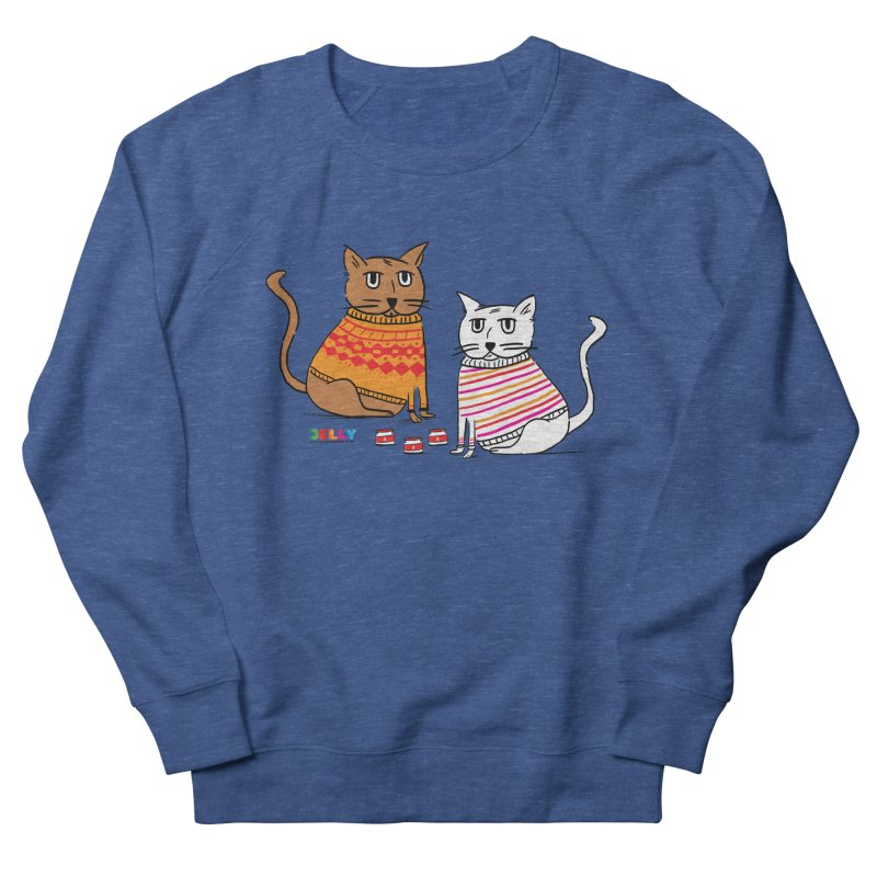Cozy Cats Men's Sweatshirt by Jelly Marketing & PR