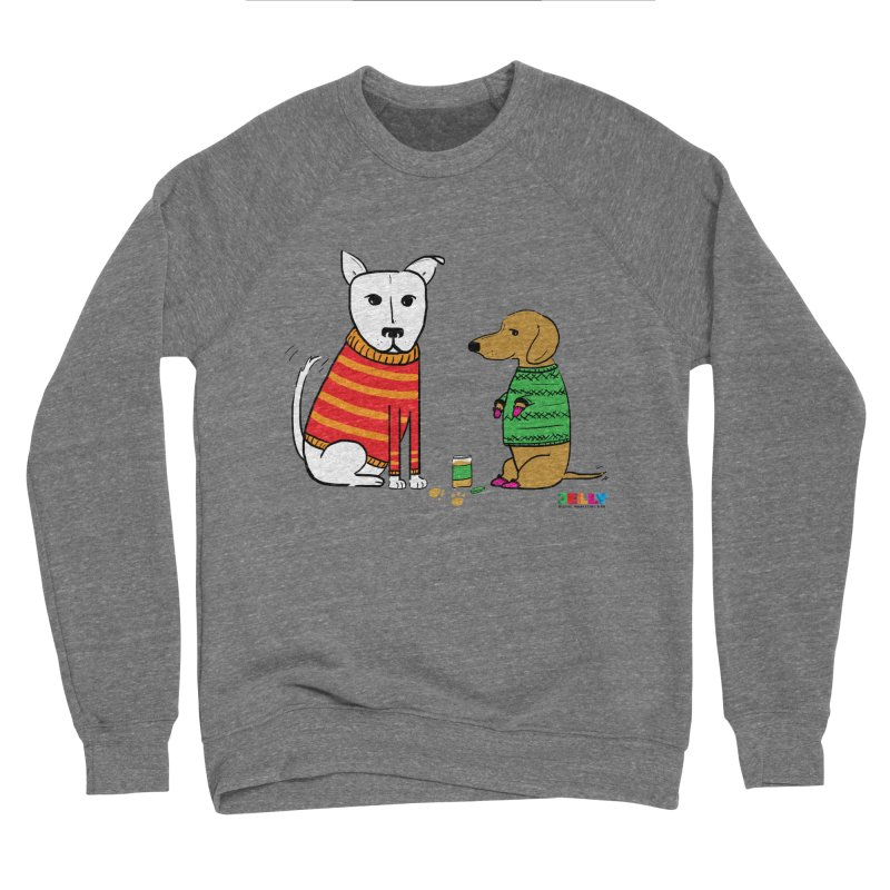 Pampered Pups Women's Sweatshirt by Jelly Marketing & PR