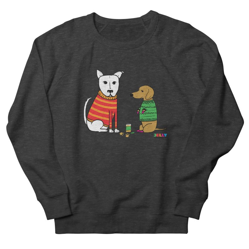 Pampered Pups Women's Sweatshirt by Jelly Marketing & PR