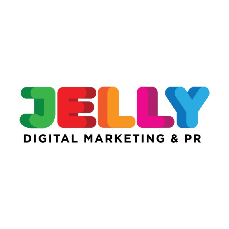 Jelly Logo Accessories Face Mask by Jelly Marketing & PR