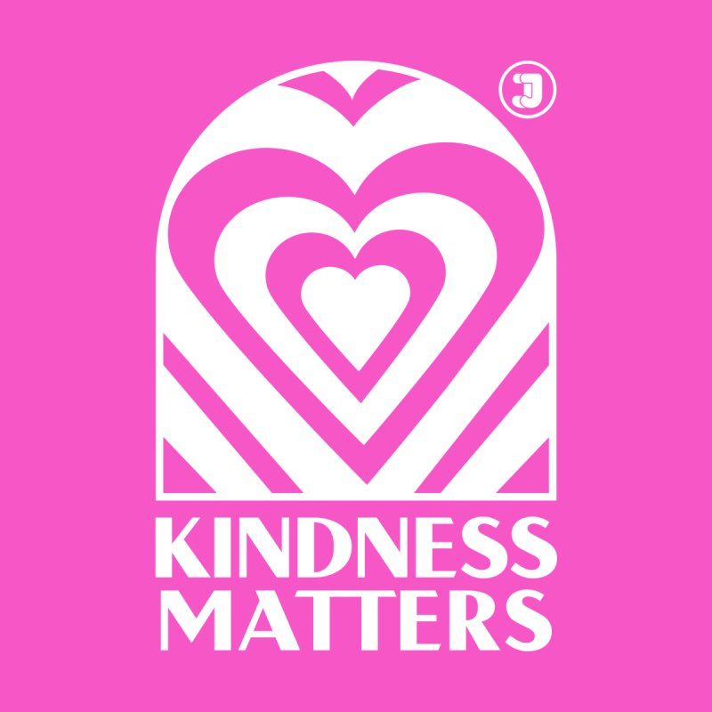 Kindness Matters Pink Shirt Day Men's T-Shirt by Jelly Marketing & PR