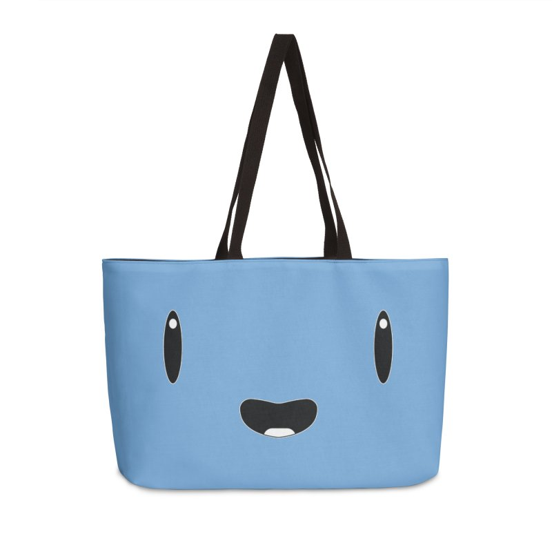 Minimalist Jellywish Face Accessories Bag by Jellywishes
