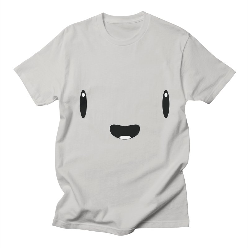 Minimalist Jellywish Face Women's Regular Unisex T-Shirt by Jellywishes
