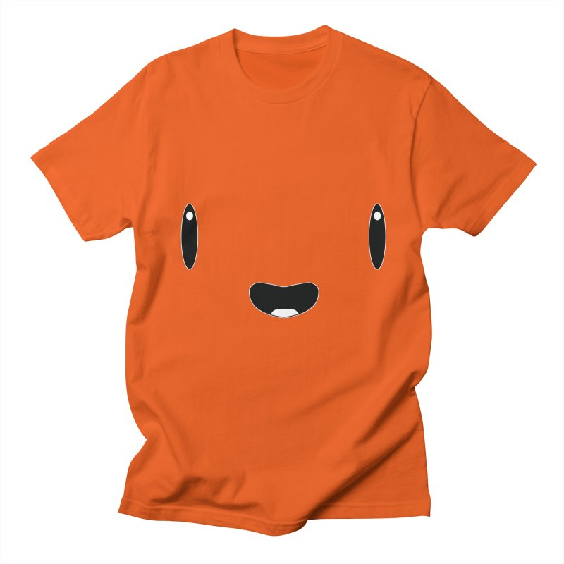 Minimalist Jellywish Face Men's T-Shirt by Jellywishes