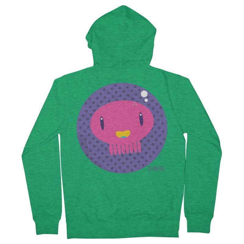 Jellywishes Women's Zip-Up Hoody by Jellywishes