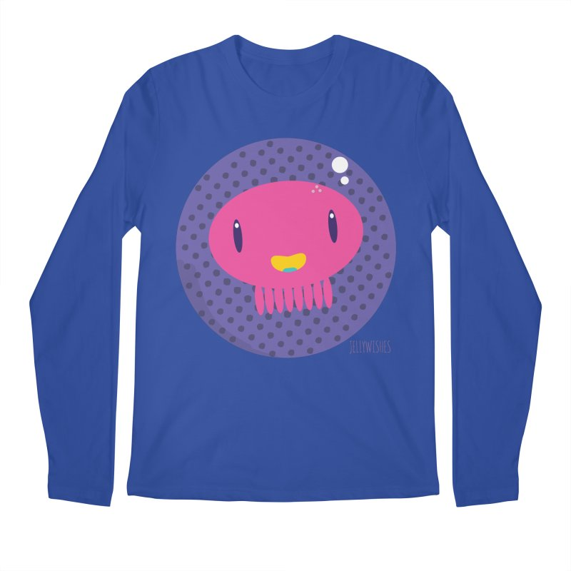 Jellywishes Men's Regular Longsleeve T-Shirt by Jellywishes
