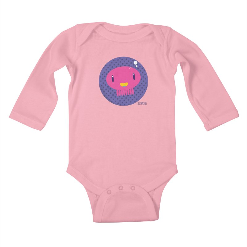 Jellywishes Kids Baby Longsleeve Bodysuit by Jellywishes