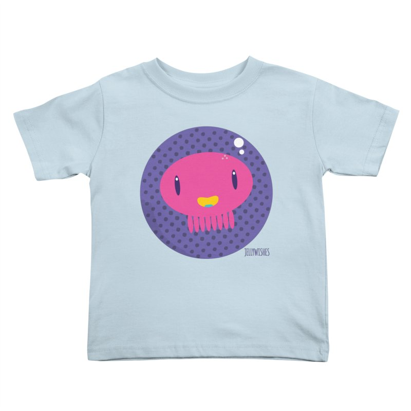 Jellywishes Kids Toddler T-Shirt by Jellywishes
