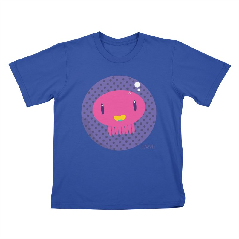 Jellywishes Kids T-Shirt by Jellywishes