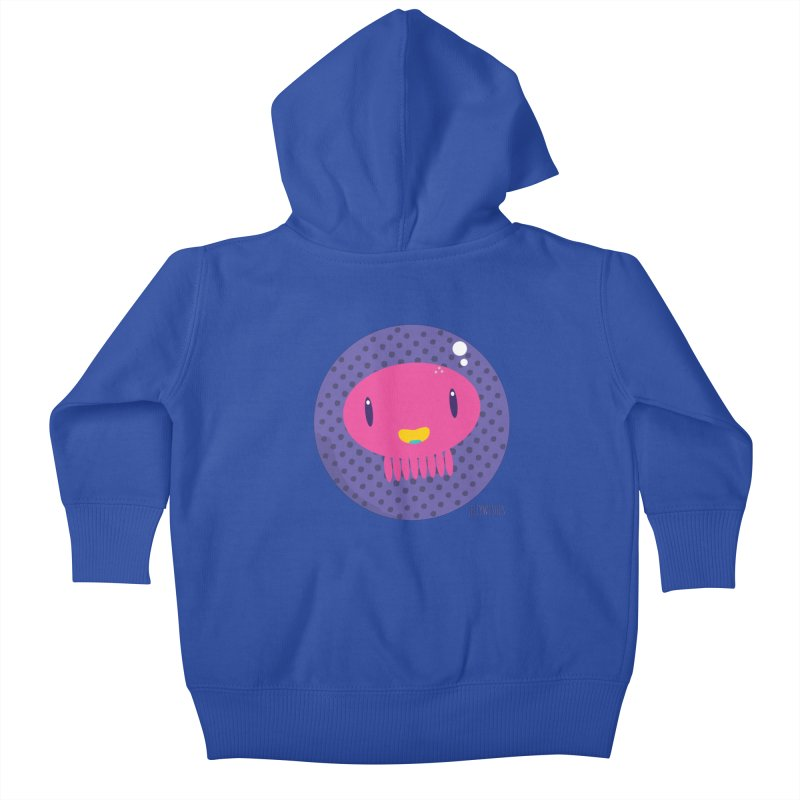 Jellywishes Kids Baby Zip-Up Hoody by Jellywishes