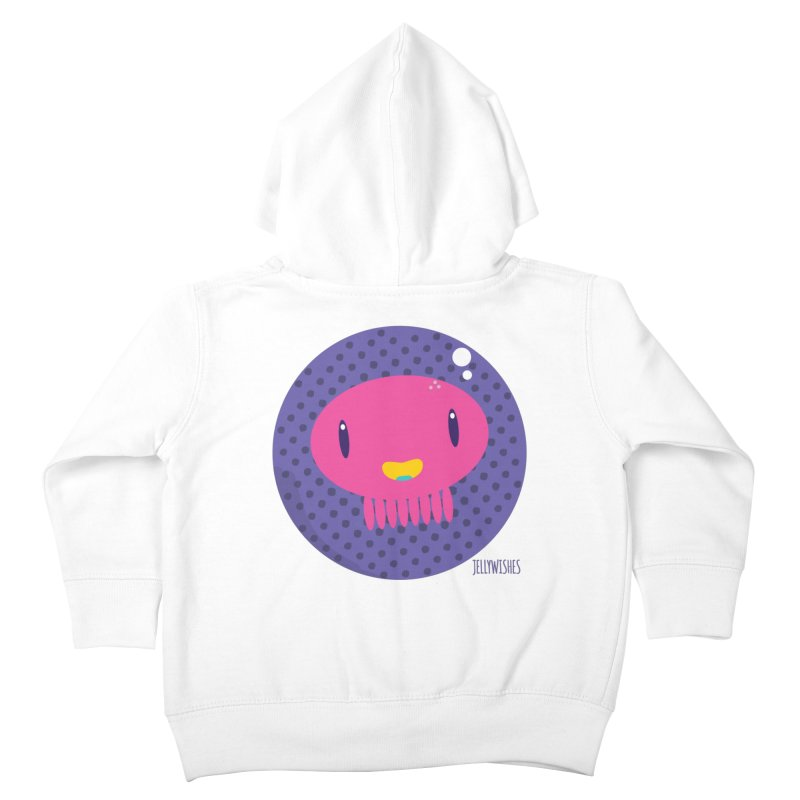 Jellywishes Kids Toddler Zip-Up Hoody by Jellywishes