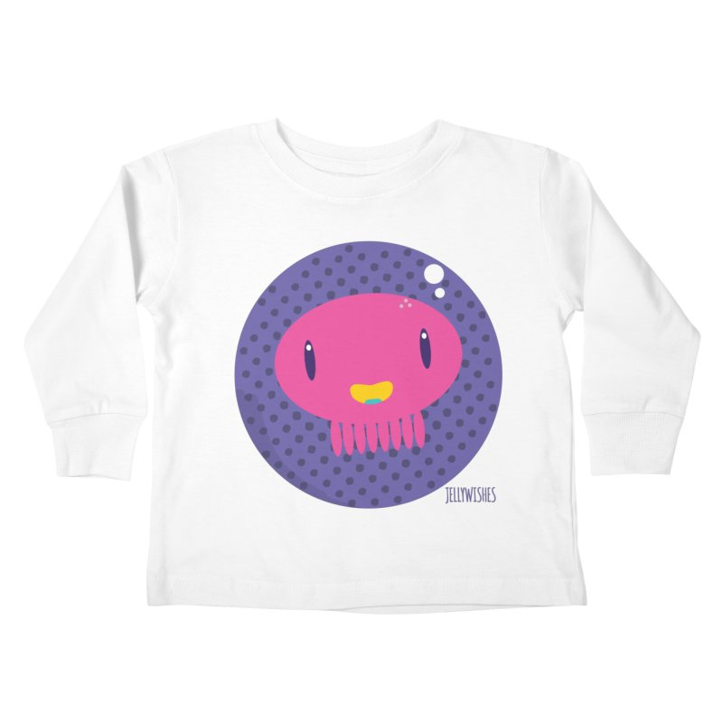 Jellywishes Kids Toddler Longsleeve T-Shirt by Jellywishes