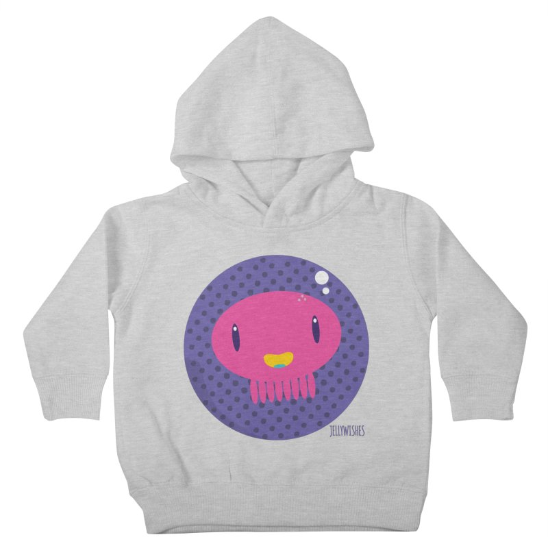 Jellywishes Kids Toddler Pullover Hoody by Jellywishes