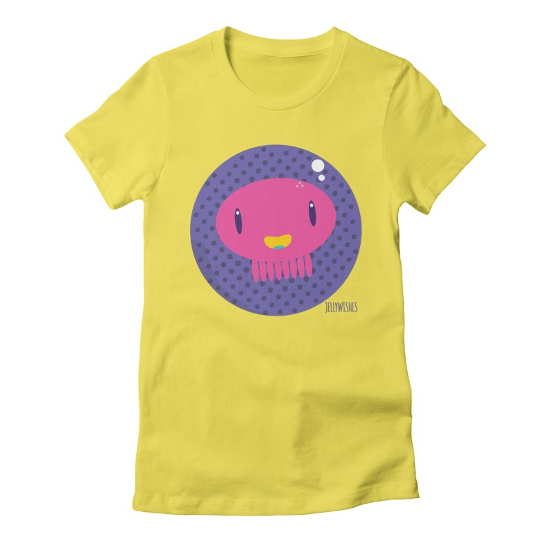 Jellywishes Women's Fitted T-Shirt by Jellywishes