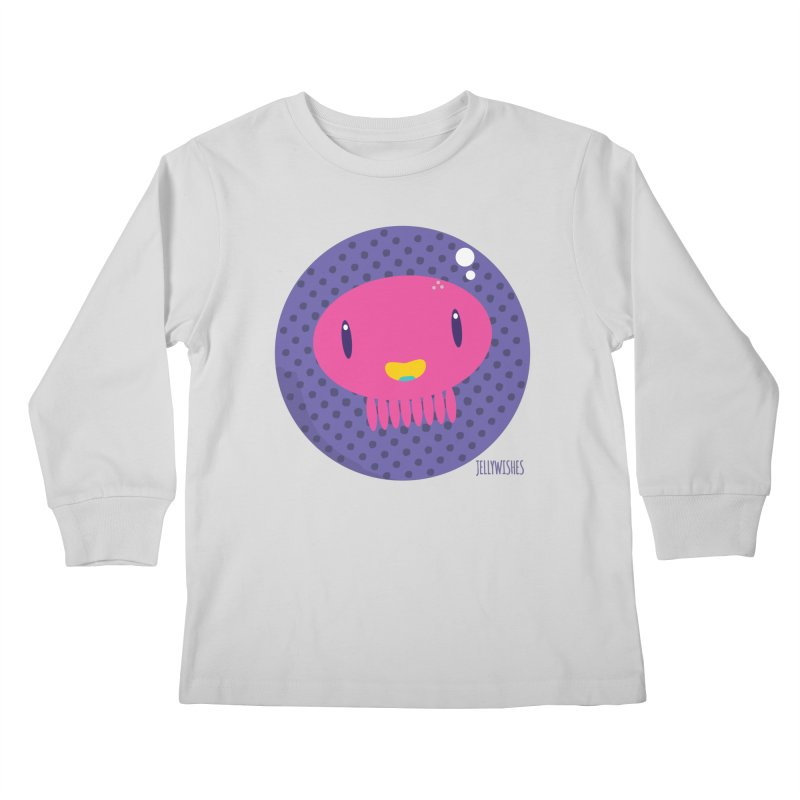 Jellywishes Kids Longsleeve T-Shirt by Jellywishes